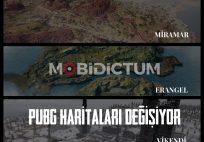 pubg mobile harita güncelleme