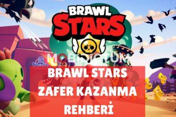 Brawl Stars Zafer Kazanma Rehberi