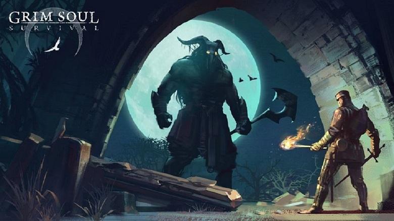 2019'un en iyi mobil rpg oyunları Grim Soul