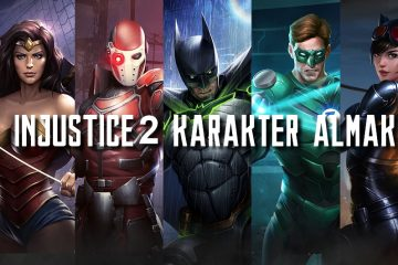 Injustice 2 Mobile karakter