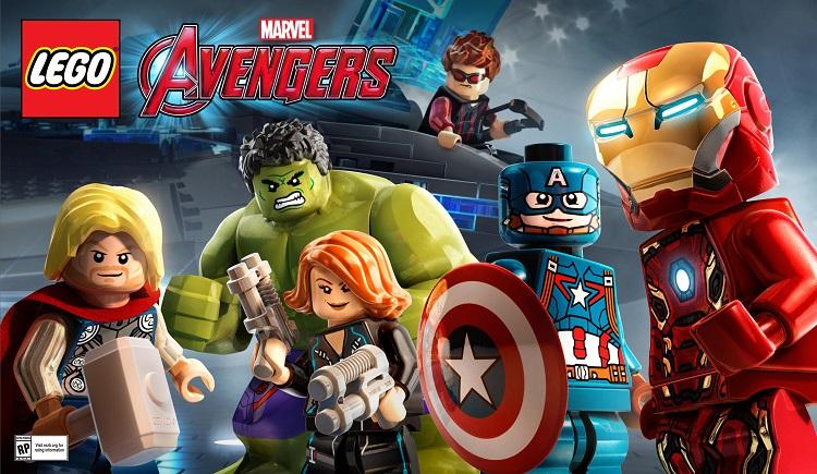 Marvel Mobil Oyunları Lego Marvel Super Heroes