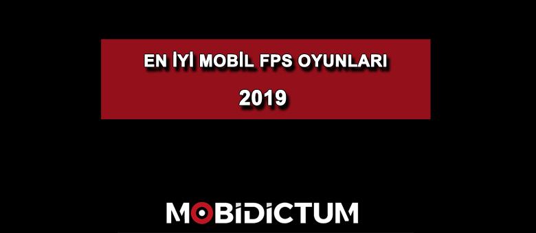 2019'un En İyi Mobil FPS Oyunları