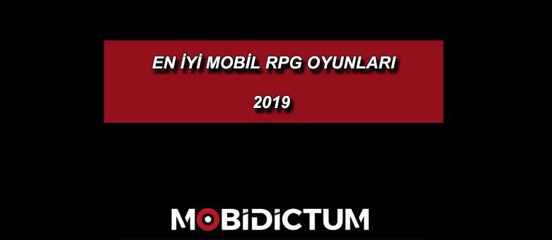 2019'un En İyi Mobil RPG Oyunları
