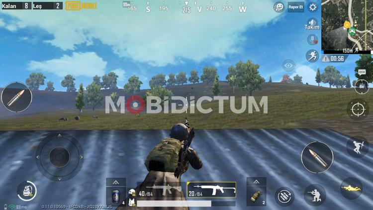 pubg mobile çatıya çıkmak pususu