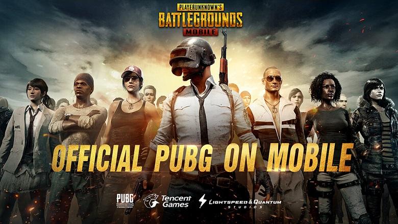 Mobil Aksiyon Oyunu PUBG Mobile battle royale