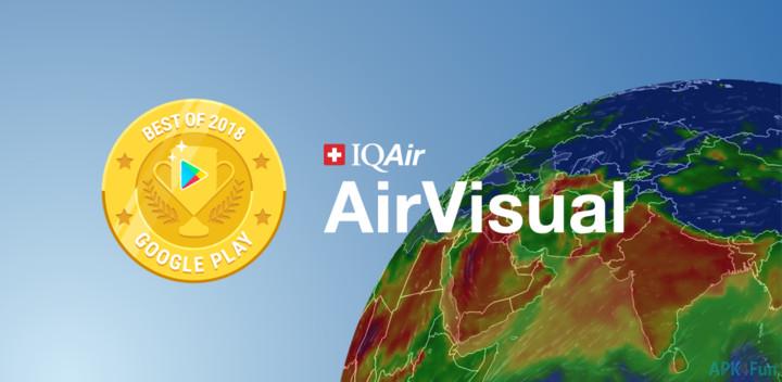 hava kirliliği uygulaması AirVisual
