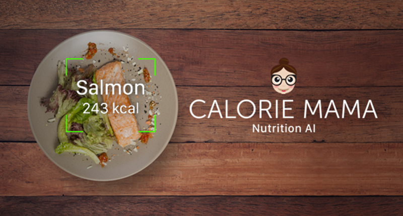 Calorie Mama AI