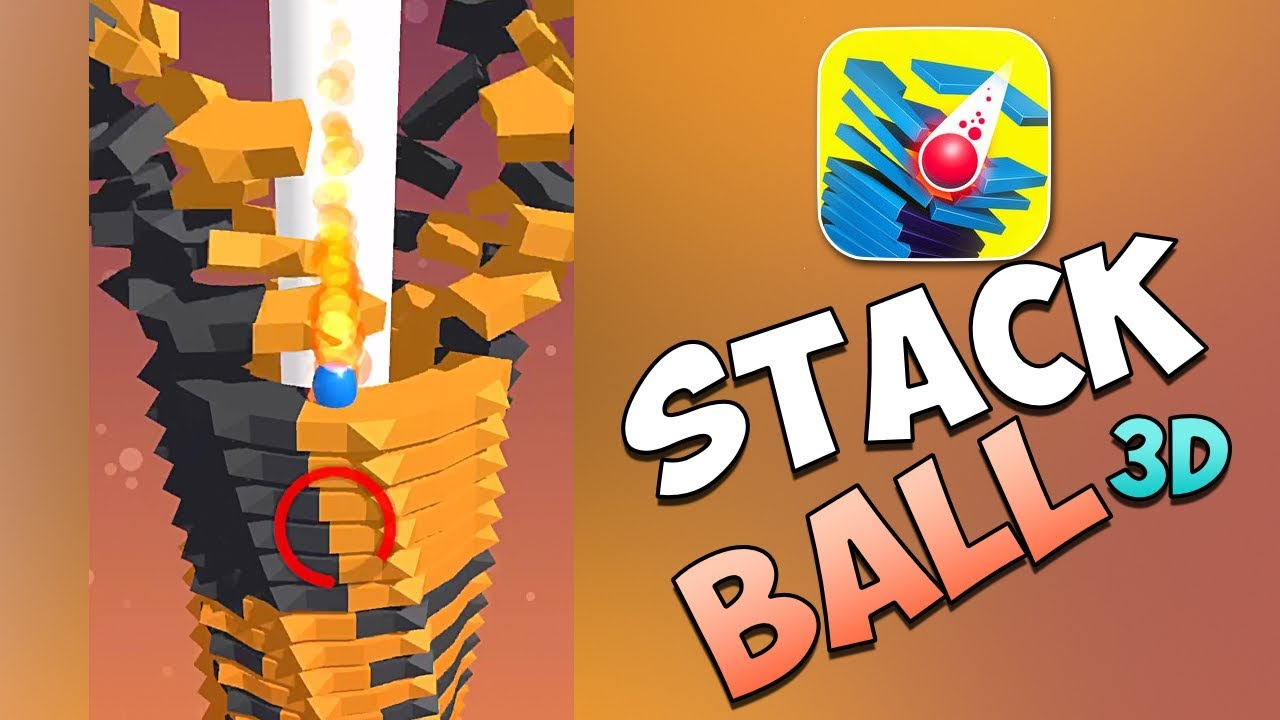 Stack Ball