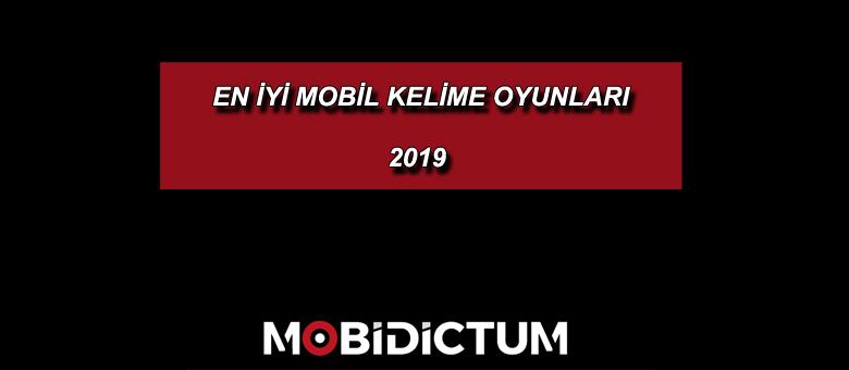 2019'un En İyi Mobil Kelime Oyunları