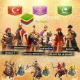 Rise of Kindoms güncelleme Osmanlı bizans imparatorluğu