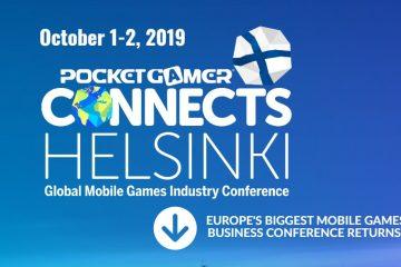 pocket gamer connects helsinki