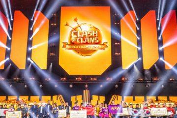 Clash of Clans Dünya Şampiyonası 2020