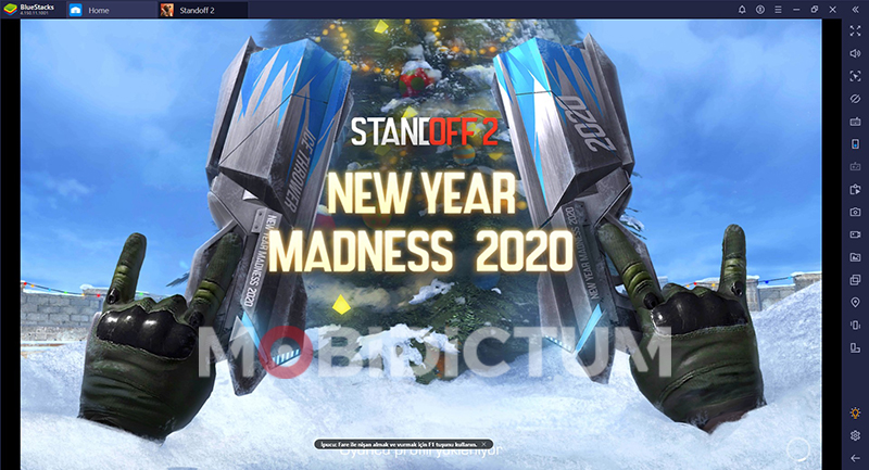 STANDOFF 2 ACILIS